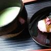 毎朝の一服 桜餅 道明寺 early_morning Tea