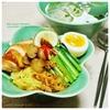 インドネシアのワンタン麺|ミー・アヤム・パンシット