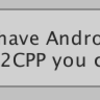 【Unity】Android+IL2CPPを試してみた