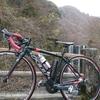 宮ヶ瀬湖からさらに先の早戸川林道へ。12月は紅葉にはちょっと遅かった!!