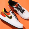 "【完売しました】""NIKE AIR FORCE 1 LOW RAYGUN (CU8070-100)"""