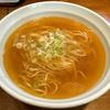 【今週のラーメン3364】 はりけんラーメン (茨城・つくば)[平日限定]素ラーメン 塩 エビ風味