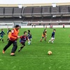 浦和レッズ・ハートフルサッカー、サッカー教室の舞台は駒場スタジアム