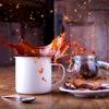 寝る前のコーヒーは、睡眠を邪魔しないかも・・?(科学的根拠有り)