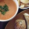 スイカのスープ(ジュースかも…)