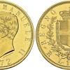イタリア1872年ヴィットリオ エマニュエーレ2世100リレ金貨