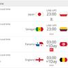 いよいよ決勝トーナメント進出をかけたポーランド戦始まります!