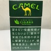 CAMEL CIGARS MENTHOL [キャメル・シガー・メンソール)360円タバコのレビュー。