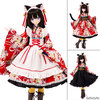 【Time of eternal】Alice/Time of grace Ⅳ『アリス ~大正浪漫~ 黒猫ロンド』完成品ドール【アゾン】2019年12月再販予定☆