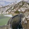 黒部湖(富山県立山)