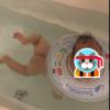 買ってよかった育児グッズ紹介⑥ 【お風呂グッズ3選】スイマーバ・リッチェルひんやりしないおふろチェアR・たためるお風呂マット