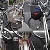 不思議な自転車