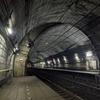 【ホームまで階段300段】モグラ駅筒石駅は駅の外も異世界?