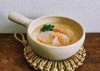 【夏にあえておかゆを食べよう】ほったらかしで完成する「ぷりぷり海老と帆立の贅沢だしがゆ」