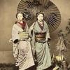 東京時代 明治 3 美しき女性達