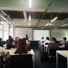 【大学スタート】タイの大学ってこんな感じ。。。 初日の授業風景。