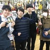 3rdシングル「向日葵の国」BOYS END SWING GIRL