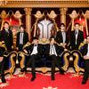 """噴水広場で""""執事歌劇団""""「Orniere」のCD発売記念イベントが開催!!"""