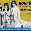 KOHI SEKAI LIVE SESSION #01