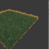 Blender 草原を簡単に作れるアドオン