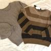 アルパカ(やぎ)とラクーン(たぬき)☆の暖かさを感じるセーター
