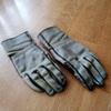 私のツーリングアイテム ~革手袋~