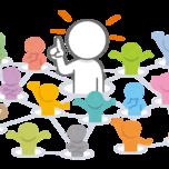 インフルエンサーマーケティング事業の事例と特徴、問題点と課題について