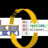 構文エラーがあってもテキスト言語(p5.js)とブロック言語を変換可能にした