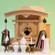 大黒宮一社 尾州桧の祭り例 恵比寿様 大黒様などが主流