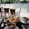 オランダ&ベルギー旅「おまけのフランス!パリでの夕食はさわやかなテラス席で!そして夜の街歩き」