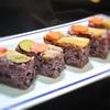 古代米の野菜寿司