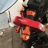 中国の電動バイクを小物カスタムしてみたよ
