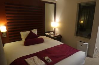 【SFC会員プランで7650円】ANAクラウンプラザホテル岡山に宿泊。