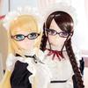 【Iris Collect】アイリスコレクト『ノワ/Classy Maid ver.1.1』1/3 完成品ドール【アゾン】より2021年5月発売予定♪