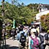 高尾山-陣馬山 ピストン GWの高尾山はめちゃ混み