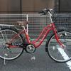 10000円弱の自転車を378円でゲットした話。24年ぶりの自転車。