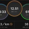 今週のラン/遅ればせながら全日本マラソンランキング
