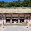 お礼参り   照国神社、花尾神社