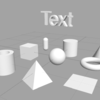 iOS で SceneKit を試す(Swift 3) その19 - ジオメトリについて