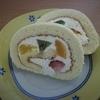 仙台駅内で購入できるFLO PRESTIGE PARIS(フロ プレステージュ)のフルーツロールケーキを食べてみた。