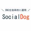 【SocialDog】無料で使えるTwitterの運用ツール!SocialDogの使い方を徹底解説!!