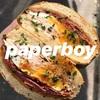 ファッション業界人が好むパリの人気カフェ【paperboy】のサンドイッチ