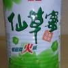 台湾のジュース(仙草蜜)を買ってみた。