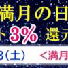 5/23(土)は新月のポイントアップデー☆
