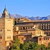 アンダルシアの旅4日目① 〜グラナダ アルハンブラ宮殿