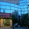 大浴場付きアパホテル福井片町 感想 飲み屋さん街に 古いけど安いです