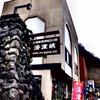 清津峡の写真と、サンタさんが持ってきてくれたスプラトゥーンの話