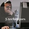 テレワークでも集中して作業する3つの心理テクニック