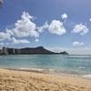 ハワイ旅ログ④〜ワイキキビーチとショッピングとごはんとカメハメハ!〜