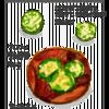 甘くて苦くてほんのりしょっぱい緑のクッキー